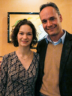 Hilary Hahn & Harald Dobmayer